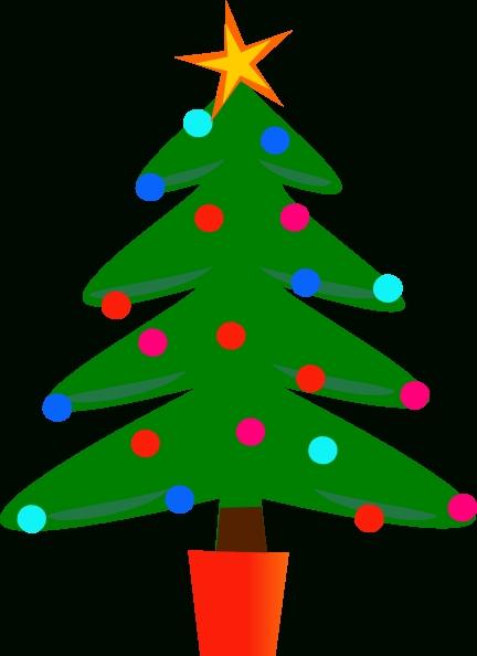 432x594 Christmas Tree Clip Art Png