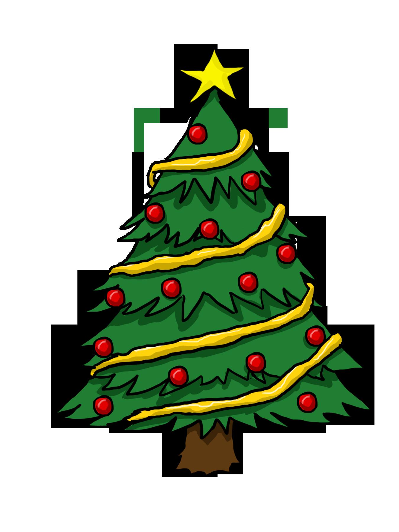 1350x1800 Christmas Tree Clipart Free
