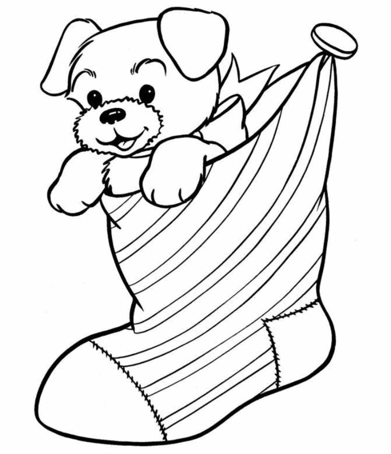 1280x1485 Christmas Tree Coloring Page