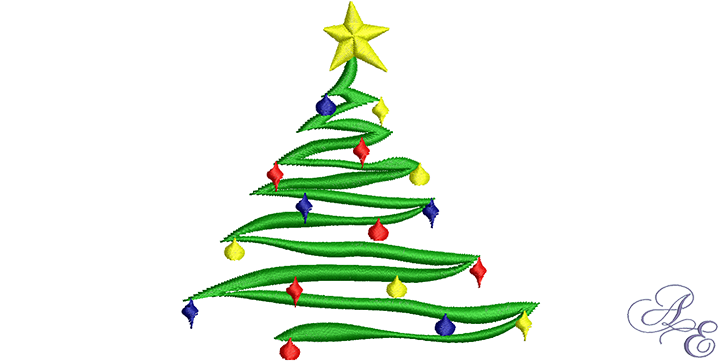 Christmas Tree Line Drawing Images : Christmas tree line drawing free download best