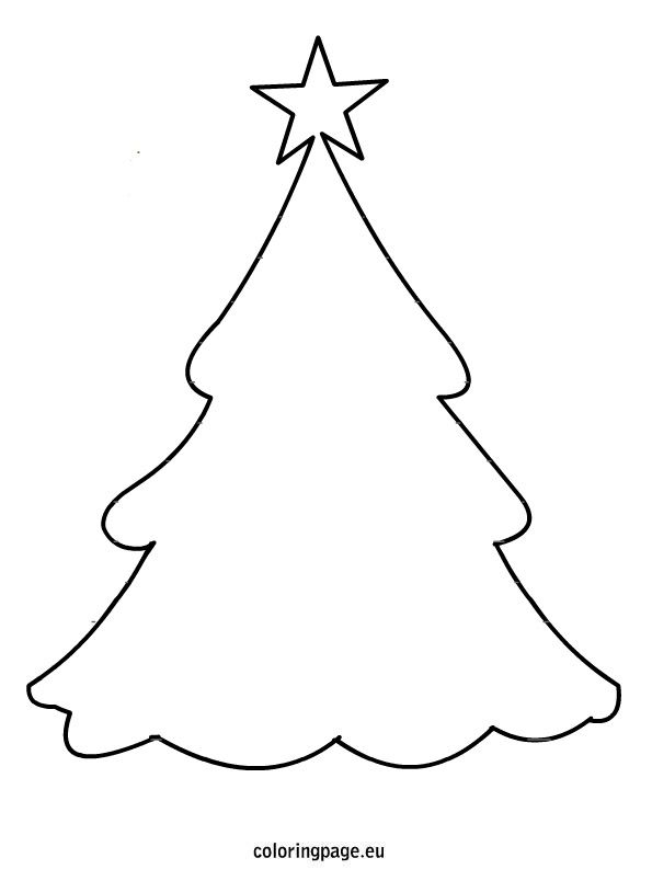 595x804 Best 25+ Christmas tree template ideas Christmas