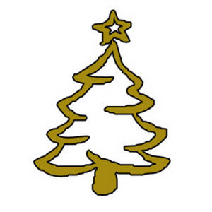 300x300 Christmas Tree Clipart Xmas Tree