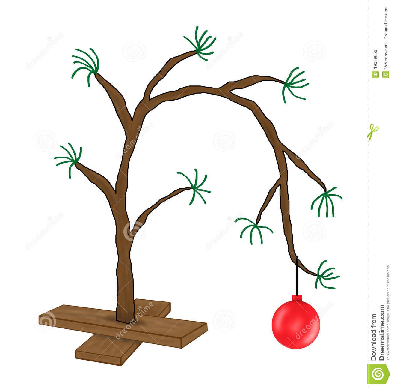 1315x1300 Peanuts Christmas Tree Clipart