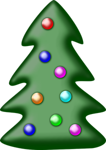 212x300 1778 free christmas tree vector clip art Public domain vectors
