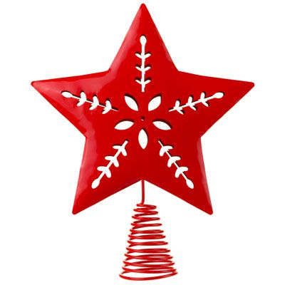 400x400 Flashing Christmas Stars Clipart