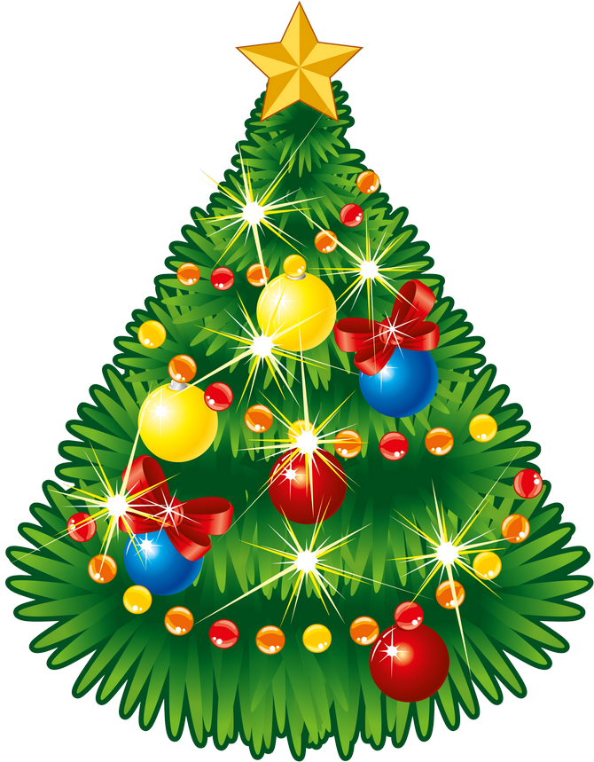 670x859 Transparent Christmas Tree with Star PNG Clipartu200b Gallery