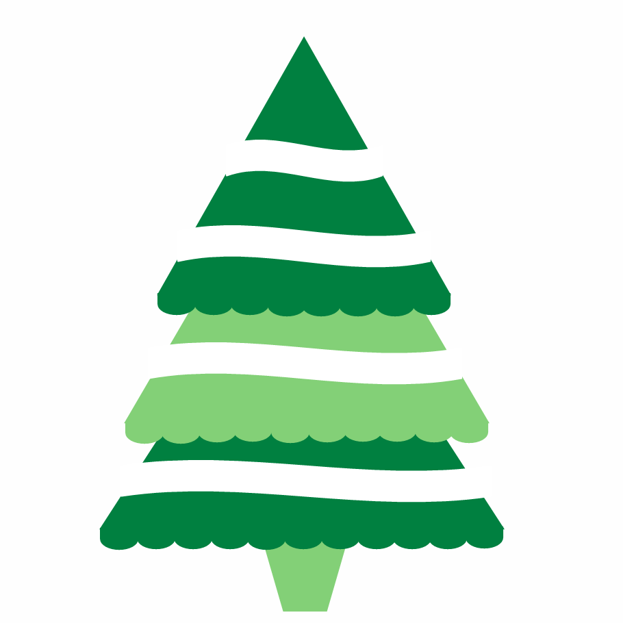 910x910 Free clipart christmas tree