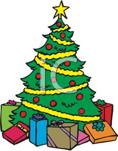 234x300 Pine clipart christmas tree