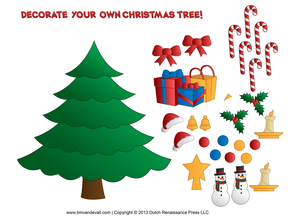 picture regarding Printable Christmas Trees identified as Xmas Trees Clipart Totally free obtain least complicated Xmas Trees