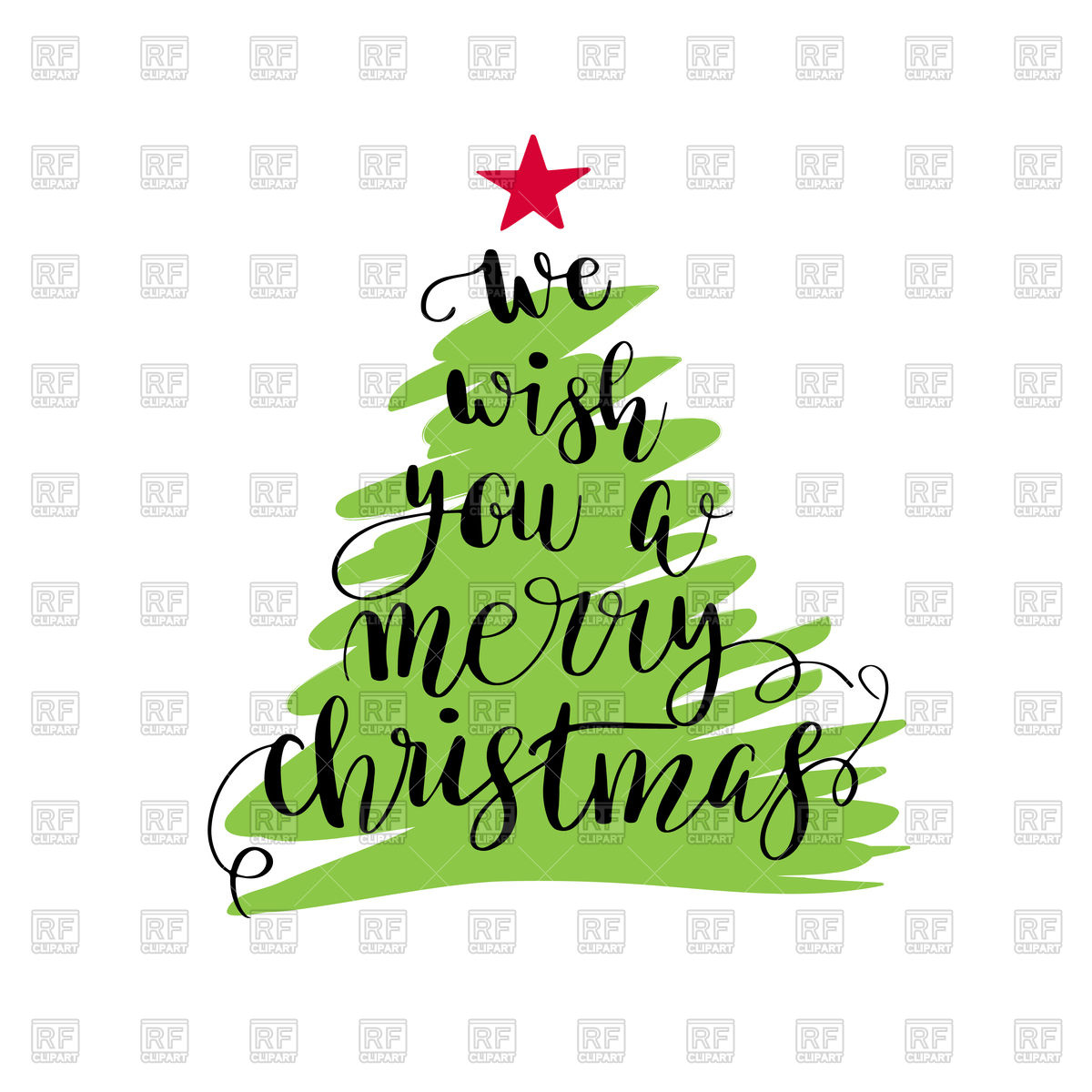 Christmas Trees Clipart | Free download on ClipArtMag