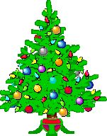 Christmas Trees Clipart Free