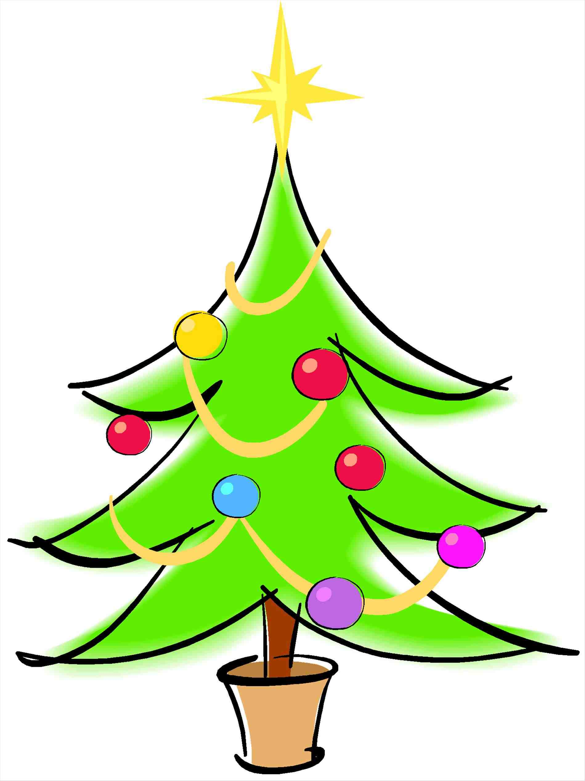 Christmas Trees Clipart Free | Free download on ClipArtMag