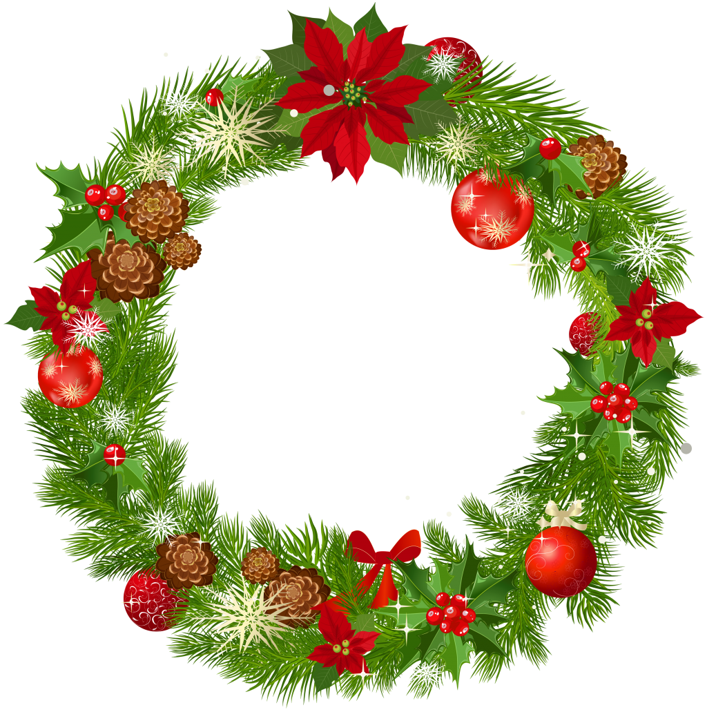 Christmas Wreath Picture | Free download best Christmas Wreath ...