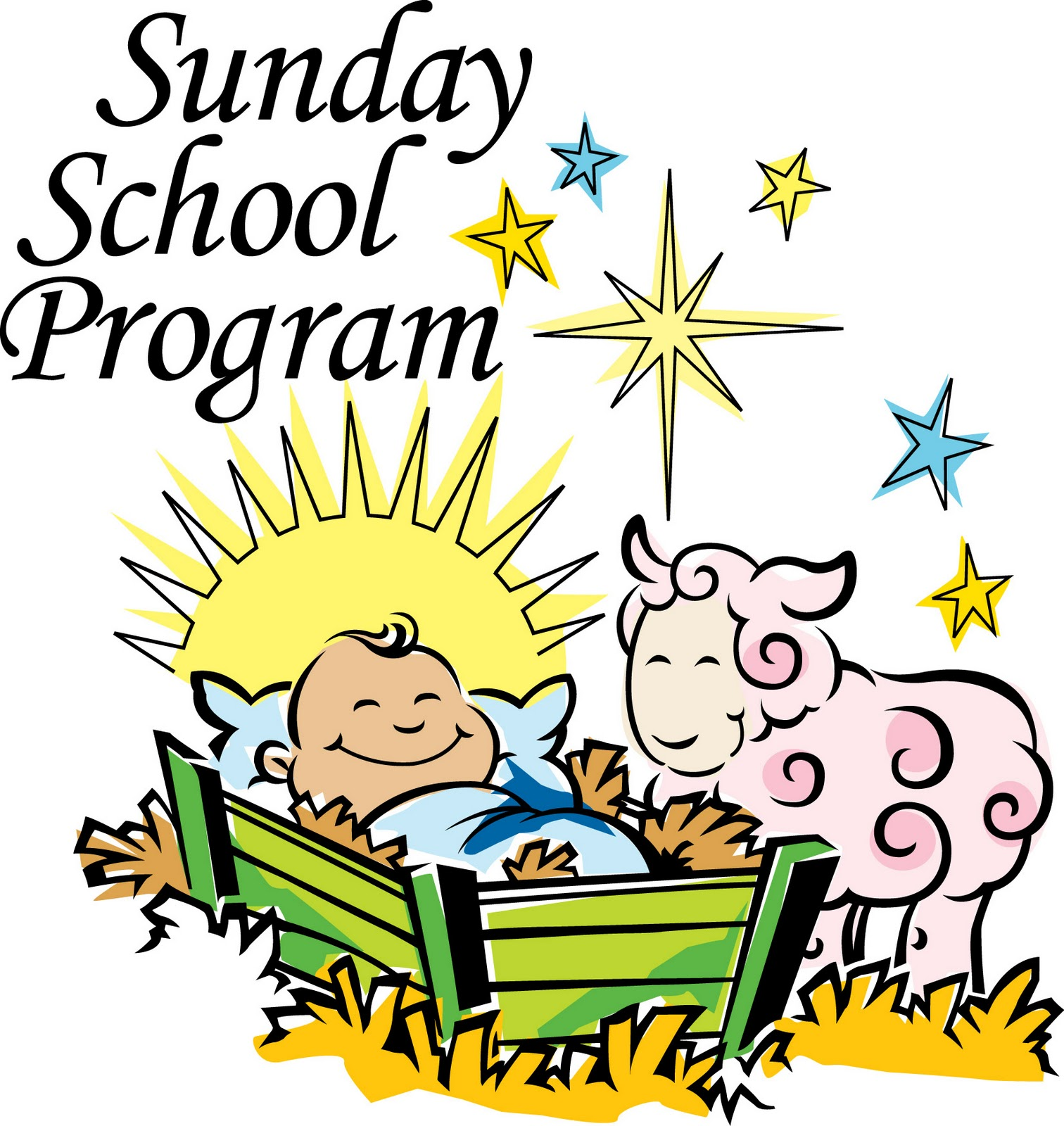 1512x1600 Christmas Program Clipart