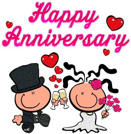 429x438 Our Anniversary Cliparts 241625