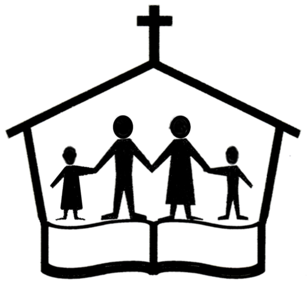 1008x950 Church People Free Clipart
