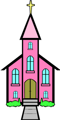 207x408 Church Clipart Church Mission