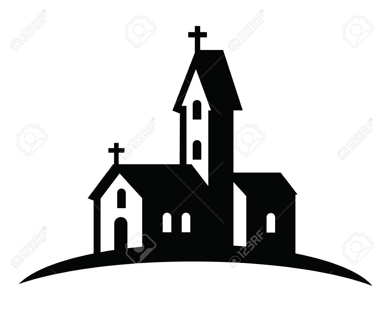 1300x1119 Church Icon Clipart Station
