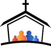 170x154 Church Building Clip Art