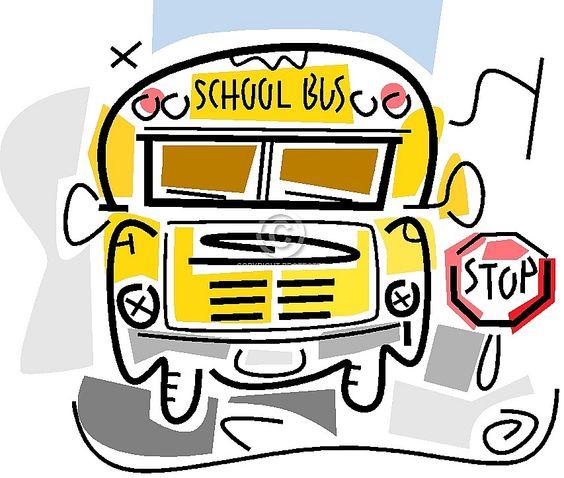 564x478 Shine Bus Clipart