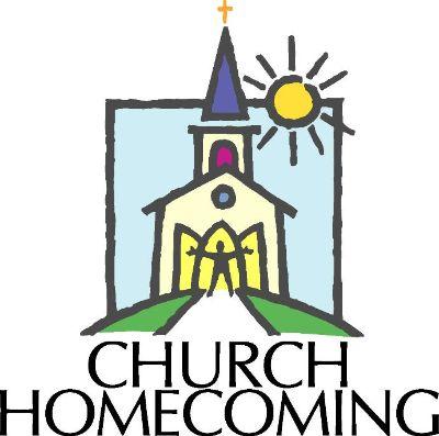 400x397 Church Homecoming Clip Art