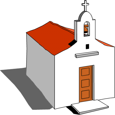 398x398 Church Clipart Free Images