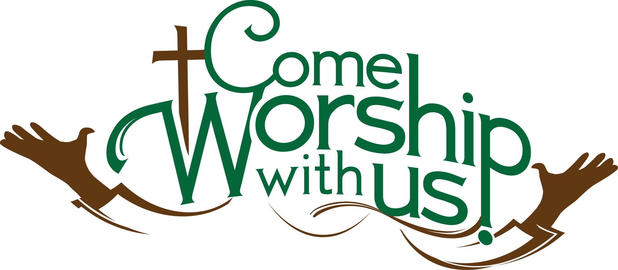 2063x903 Welcome To Church Clip Art Free Cliparts