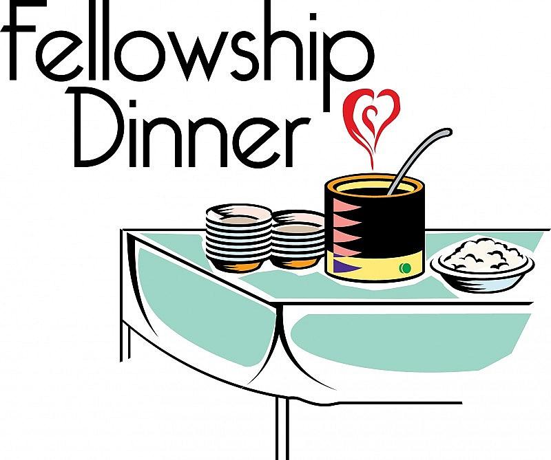 800x669 Church Clipart Fellowship Dinner