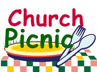 375x280 Church Picnic Banner Free Clipart Images