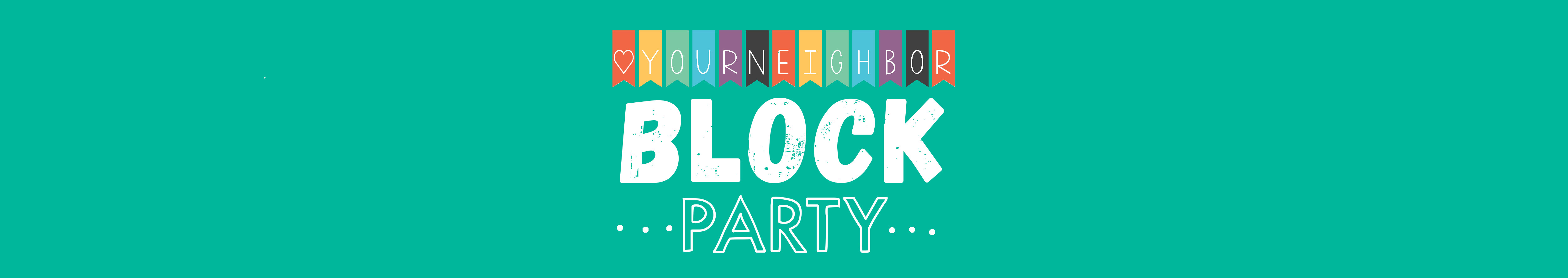5000x888 Gibbon Baptist Church Love Your Neighbor Block Party