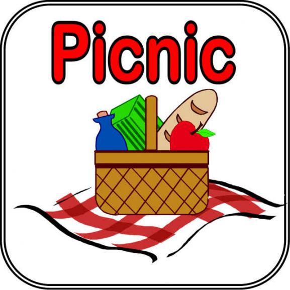 577x577 Church Picnic Clip Art Free Clipart Images