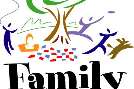 450x300 Picnic Clipart Church Family