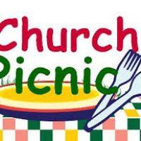 200x200 Church Picnic Clipart