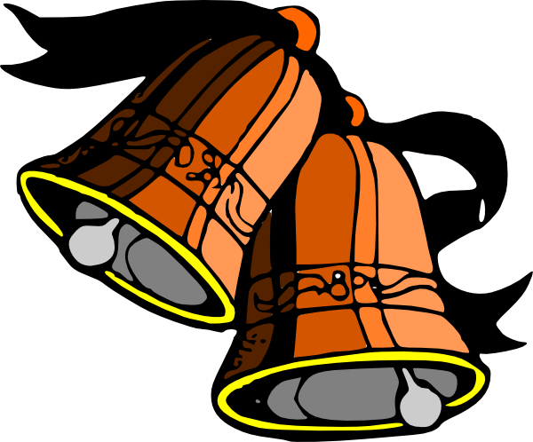 600x498 Church Bell Ringing Clipart