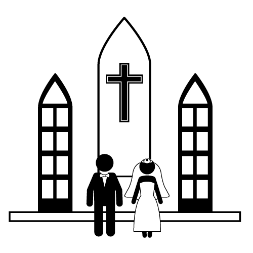 500x500 Church Clipart Chapel