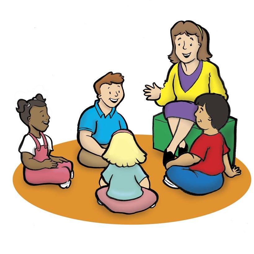 819x821 Children Sunday School Clipart