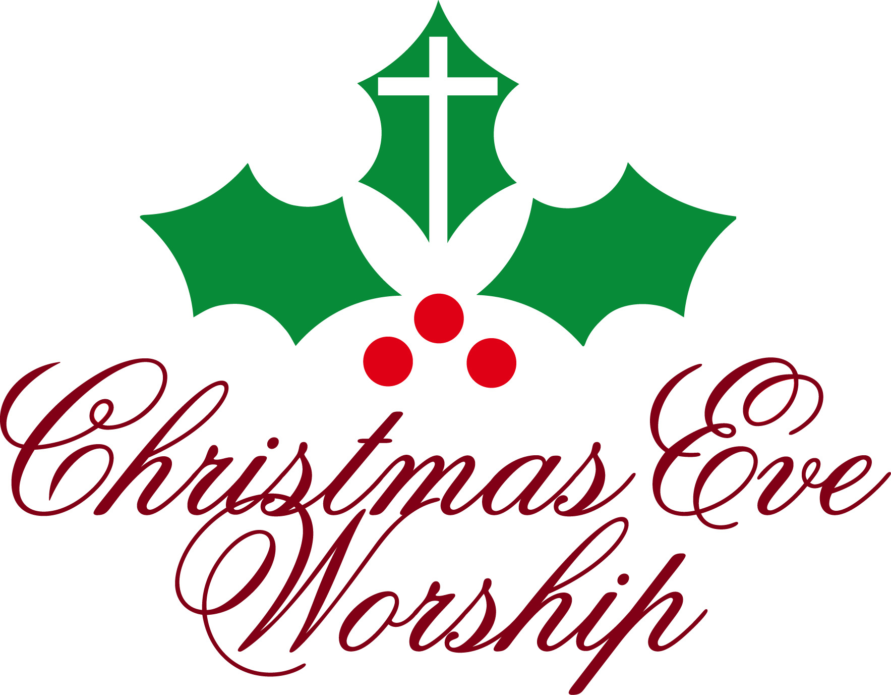 1767x1377 Christmas Eve Service Clipart