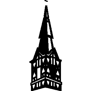 300x300 The Spire Clipart