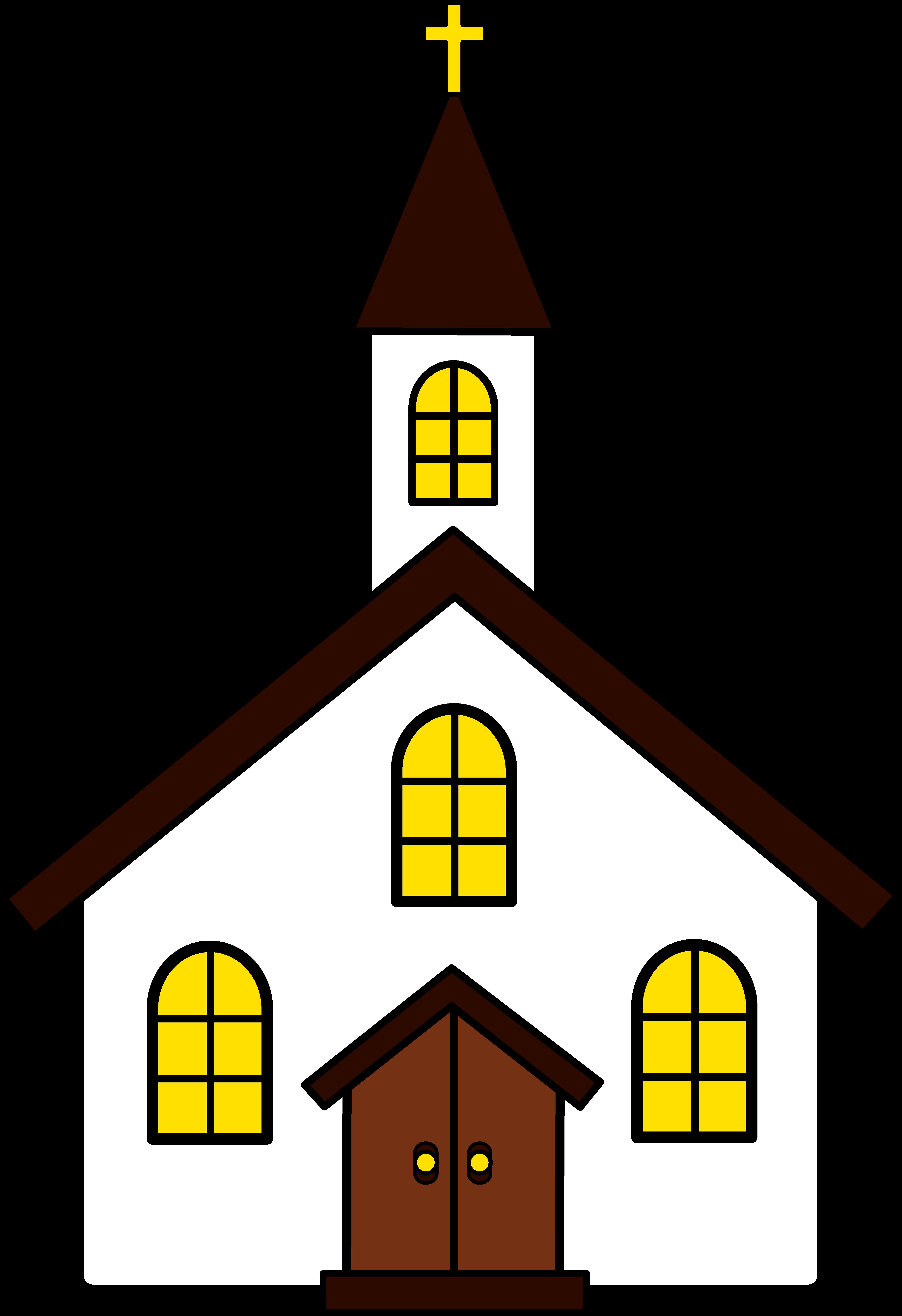 4543x6626 Church Money Cliparts 191212
