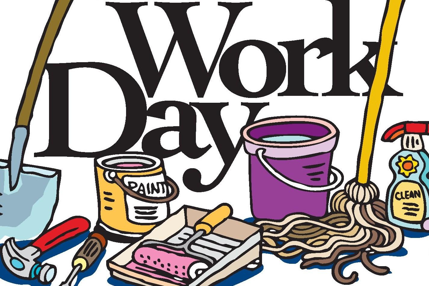 1426x952 Church Work Day Clipart 101 Clip Art