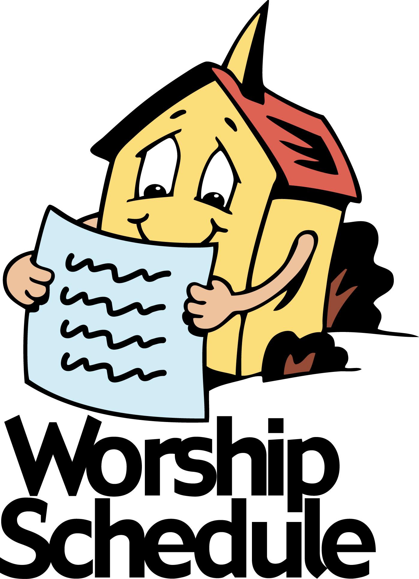 1397x1929 Church Announcement Clipart
