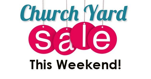 Church Yard Sale Flyer | Free download best Church Yard Sale