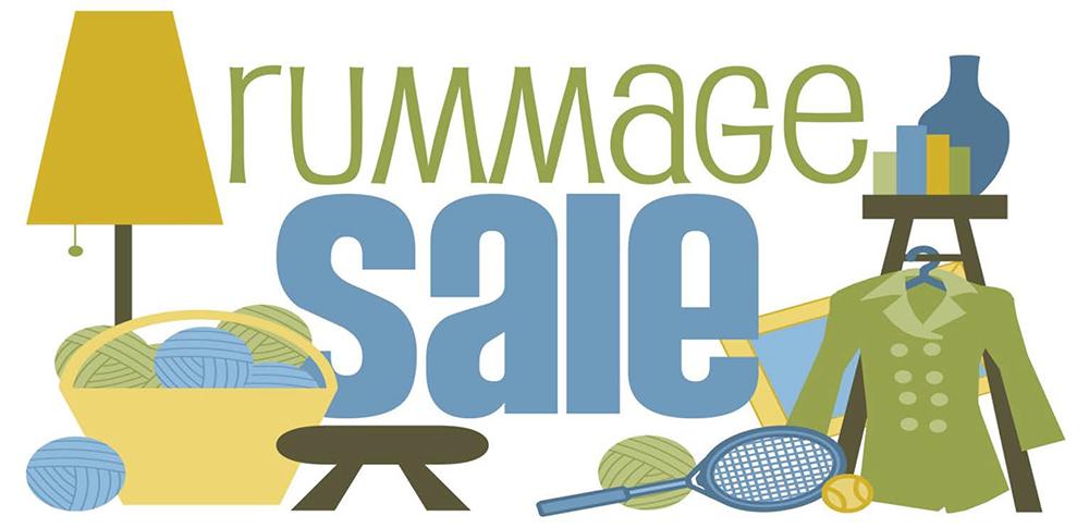 1000x485 Rummage Sale