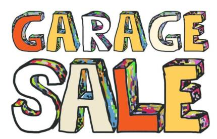 430x276 Garage Sale
