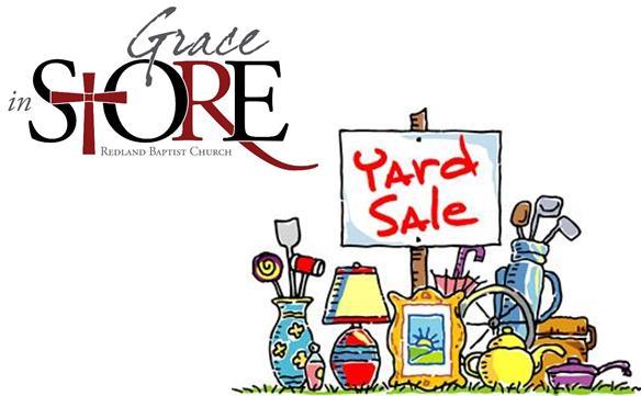 584x361 Second Annual Community Yard Sale