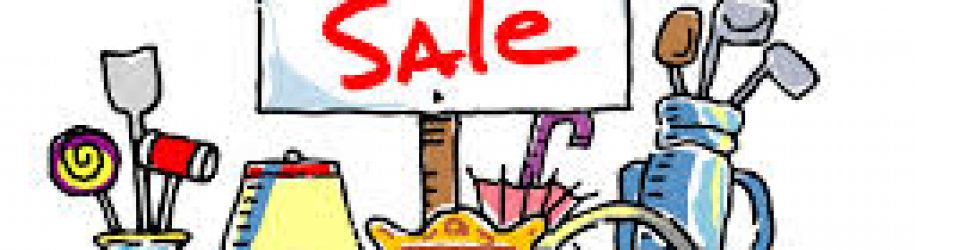 960x250 Yard Sale April 8, 2017 Cullowhee United Methodist Church