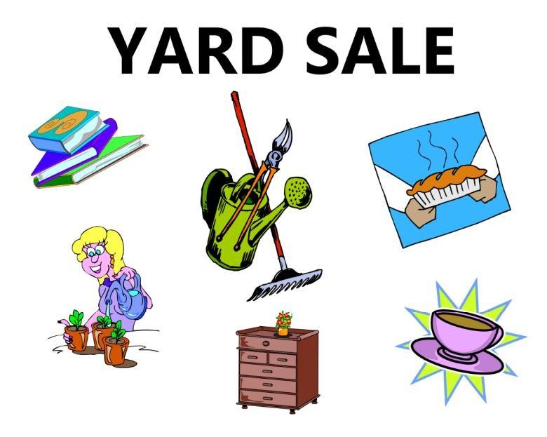 780x623 Yard Sale