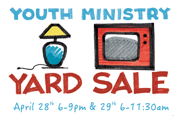 742x487 Yard Sale To Support Youth Missions Trinity Prattville Tumc