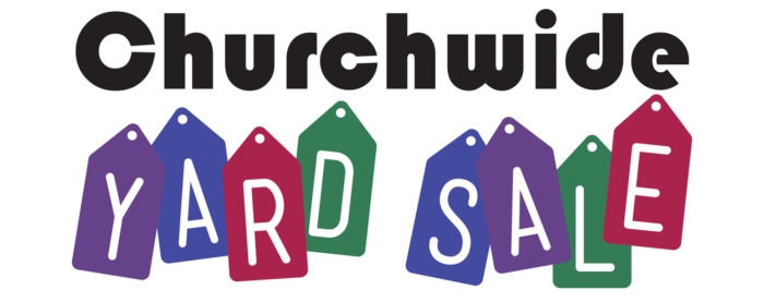 700x277 Churchwide Yard Sale Sacramento