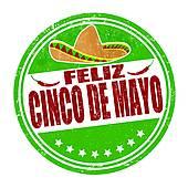 170x170 Clip Art Of Cinco De Mayo K13610559